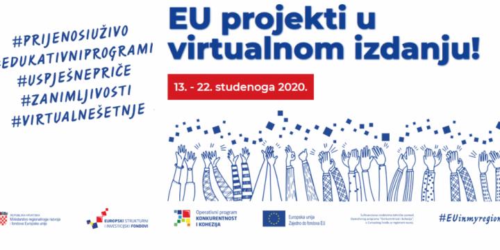 Virtualno izdanje EU projekta